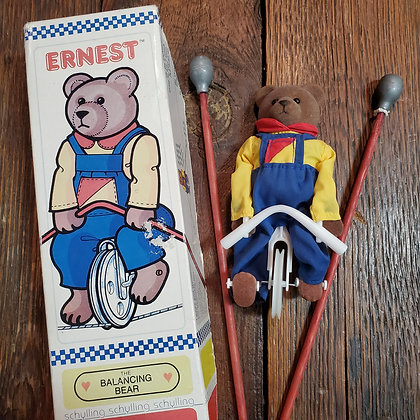 ERNEST The Balancing Bear (no rope)