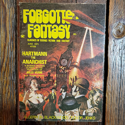 FORGOTTEN FANTASY : June 1971 Algernon Blackwood