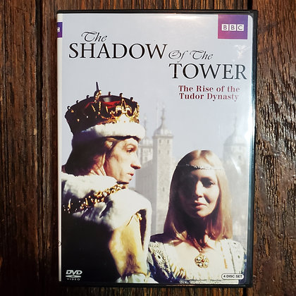 THE SHADOW OF THE TOWER - 4 DVD Set