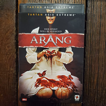 ARANG - Tartan Asia Extreme DVD (with slip case)