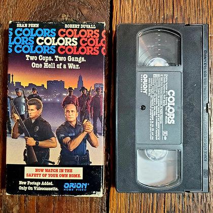 COLORS - VHS