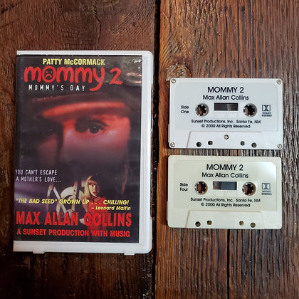 MOMMY 2 Mommy's Day 2 Cassette Audio Book on Tape