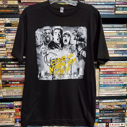CLASS OF NUKE 'EM HIGH (Size Medium Shirt)