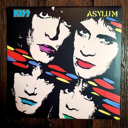 KISS : ASYLUM - Vinyl LP