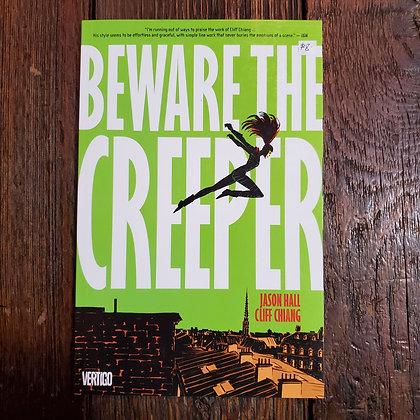 BEWARE THE CREEPER - Graphic Novel
