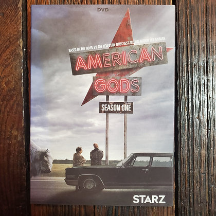 AMERICAN GODS - Season One (3 DVD)