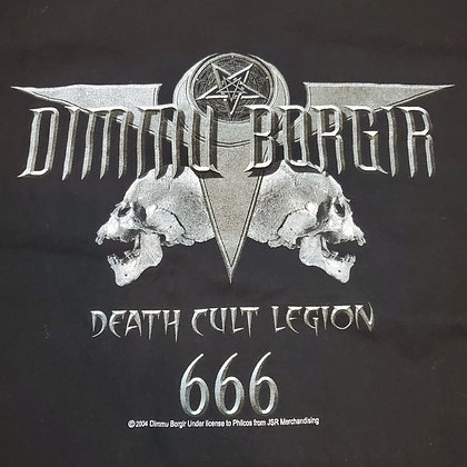 DIMMU BORGIR Shirt (Size Large / 2nd Hand)