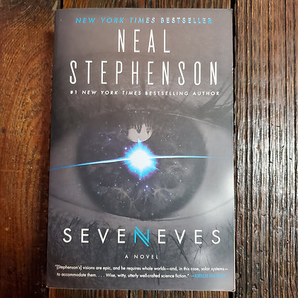 Stephenson, Neil - SEVENEVES (Softcover)