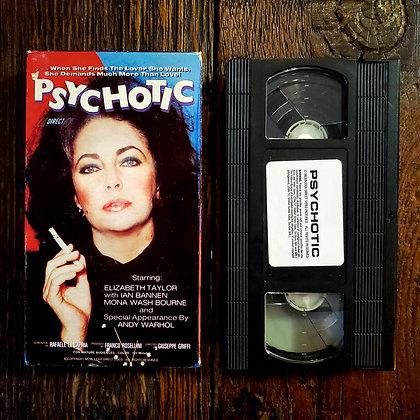 PSYCHOTIC - VHS