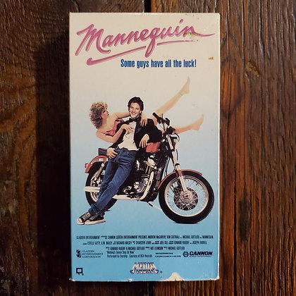 MANNEQUIN - VHS (Media 1987)