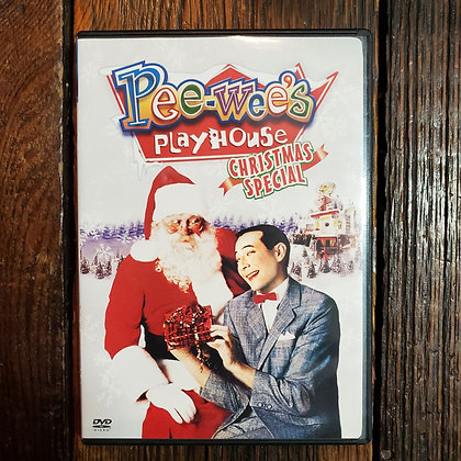 PEE WEE'S PLAYHOUSE Christmas Special DVD