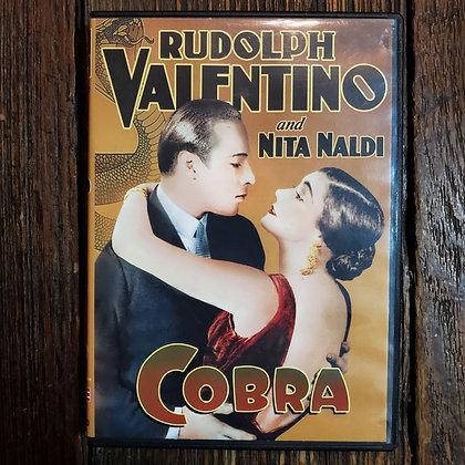 COBRA DVD