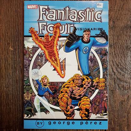 FANTASTIC FOUR Visionaries - Graphic Novel Vol.1
