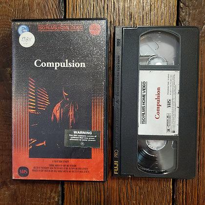 COMPULSION - NEW! VHS