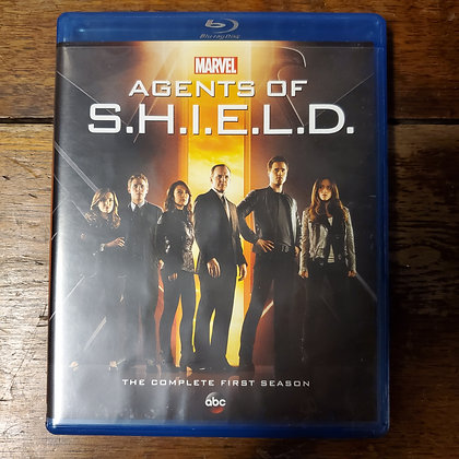 AGENTS OF S H.I.E.L.D. First Season -  Bluray (5 Discs)