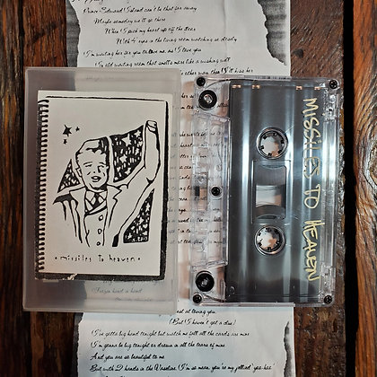 MISSILES TO HEAVEN - Tape