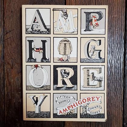 Gorey, Edward : AMPHIGOREY - Softcover Art Book