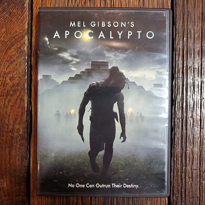 APOCALYPTO - DVD
