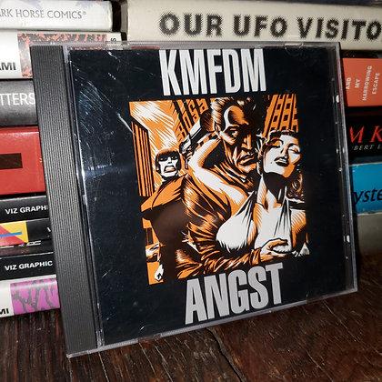 KMFDM - Angst CD