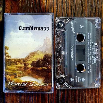 CANDLEMASS : Ancient Dreams - Cassette Tape