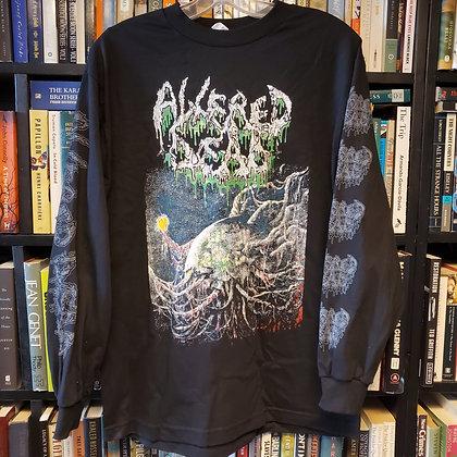 ALTERED DEAD - Medium Longsleeve SUPPORT LOCAL DEATH METAL