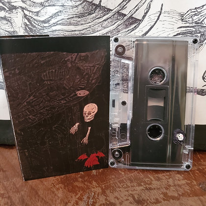 FLYING HAND The Sound And The Fury TAPE