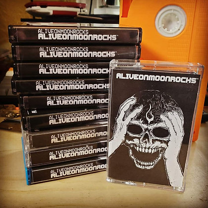 ALIVEONMOONROCKS - Local Synthwave TAPE (Ltd.20 copies)