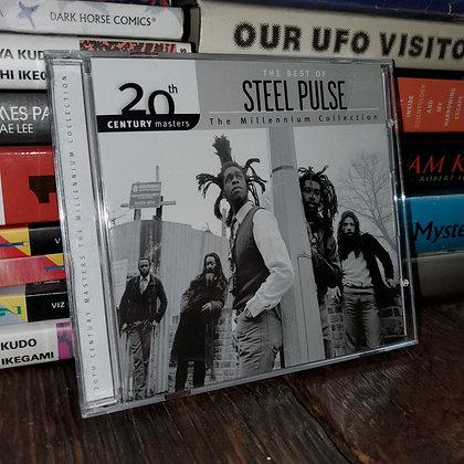 STEEL PULSE Best of CD