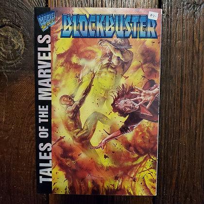 BLOCKBUSTER Talesof the Marvels - Comic Book