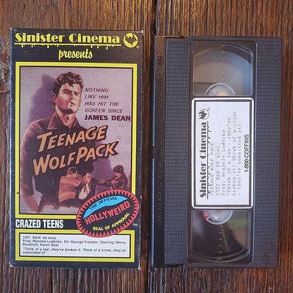 TEENAGE WOLFPACK - Sinister Cinema VHS