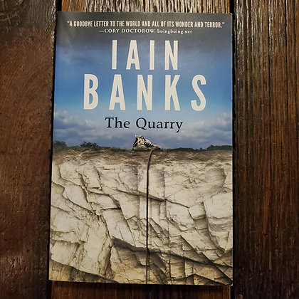 Banks, Iain : THE QUARRY - Softcover Book