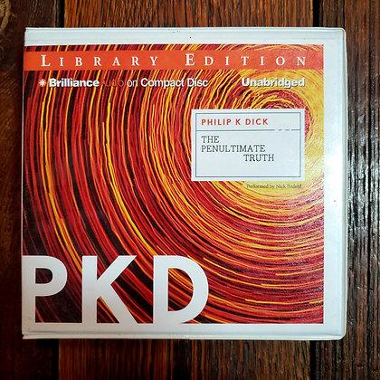 Dick, Philip K : THE PENULTIMATE TRUTH  - 7 Disc Audio Book