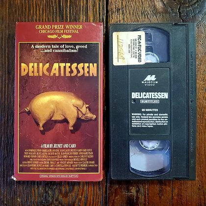 DELICATESSEN - VHS
