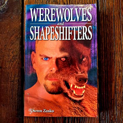Zenko, Darren : WEREWOLVES AND SHAPESHIFTERS - Softcover Book