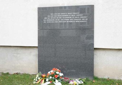 Gedenken zu den Novemberpogromen in Müncheberg
