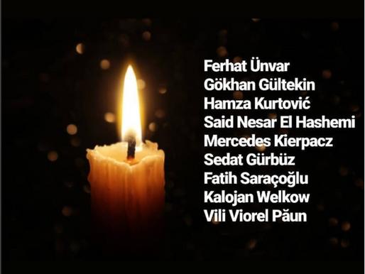 Aufruf zur Teilnahme an einer Mahnwache für die Opfer der rassistischen Morde von Hanau