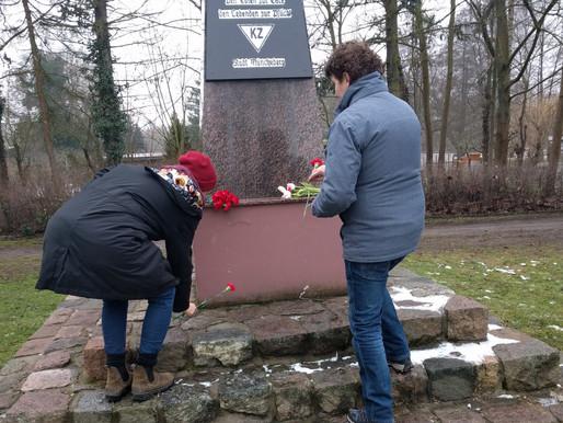Tag des Gedenkens an die Opfer des Nationalsozialismus