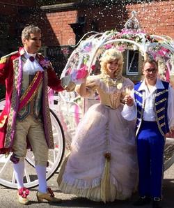 Cinderella - QDOS Wolverhampton