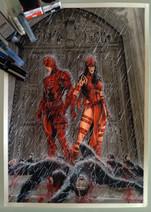 Demolidor e Elektra