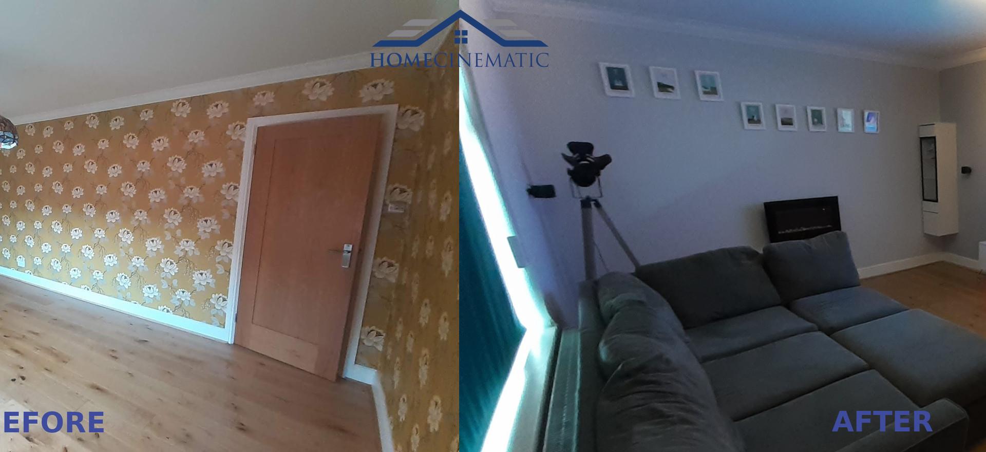 TV Room - Chestfield, Kent - 2020