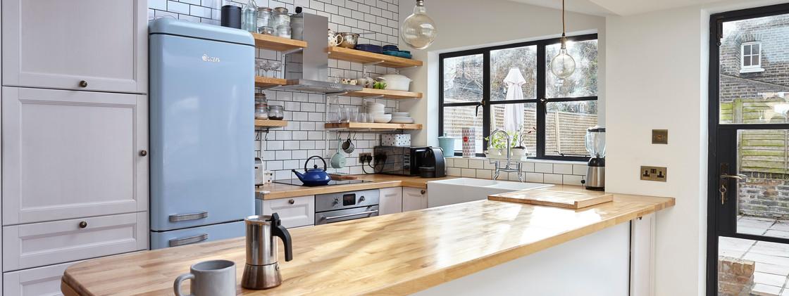 Contemporary Maisonette - Kitchen - Streatham, London 2020