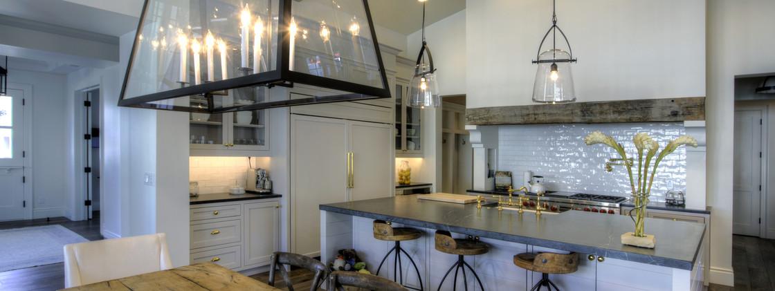 Industrial Kitchen Diner - Cobham, Surrey 2020