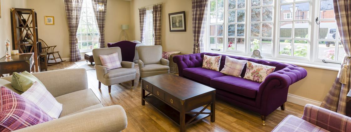 Traditional Living Room - Bungalow - Kenley, Surrey 2020