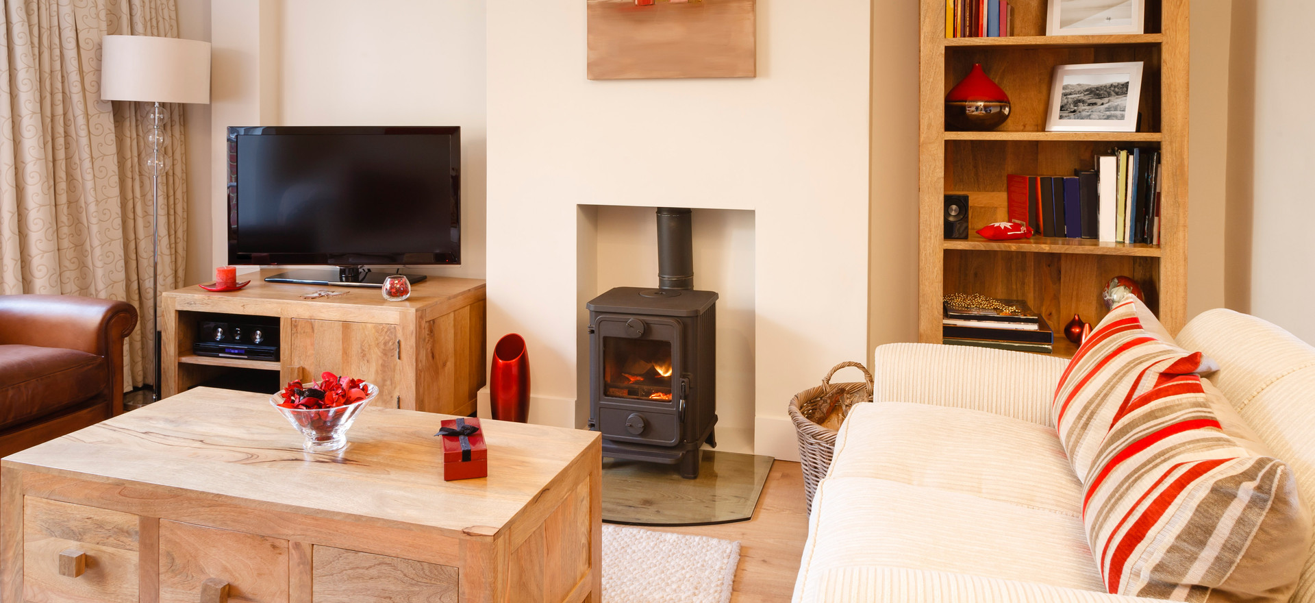Living Room - Sandwich, Kent 2020