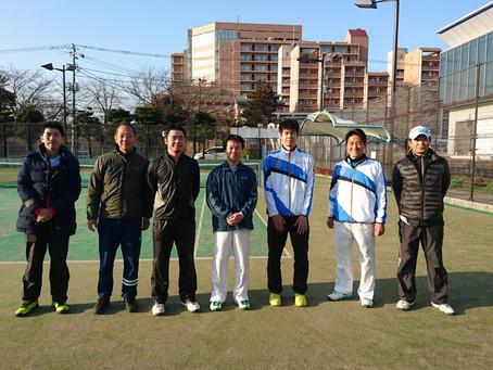 テニス大会報告