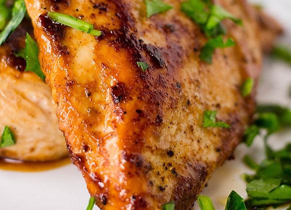 Filet de poulet à l'indienne aux Epices Douces