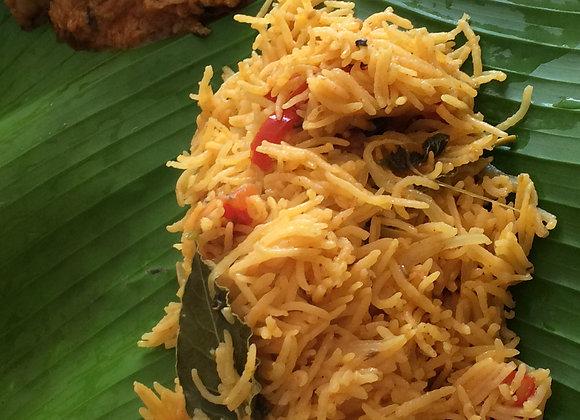 Khushka Rice and Chicken