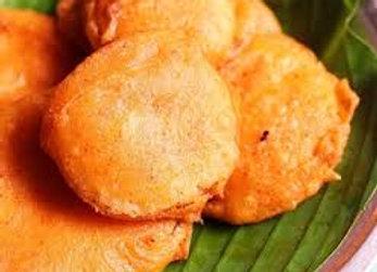 Beignet banane plantain - Vazhaikai Badji