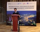 """Bakıda """"Beynəlxalq multidissiplinar xərçəng müalicəsi"""" mövzusunda beynəlxalq konfrans keçirilir"""