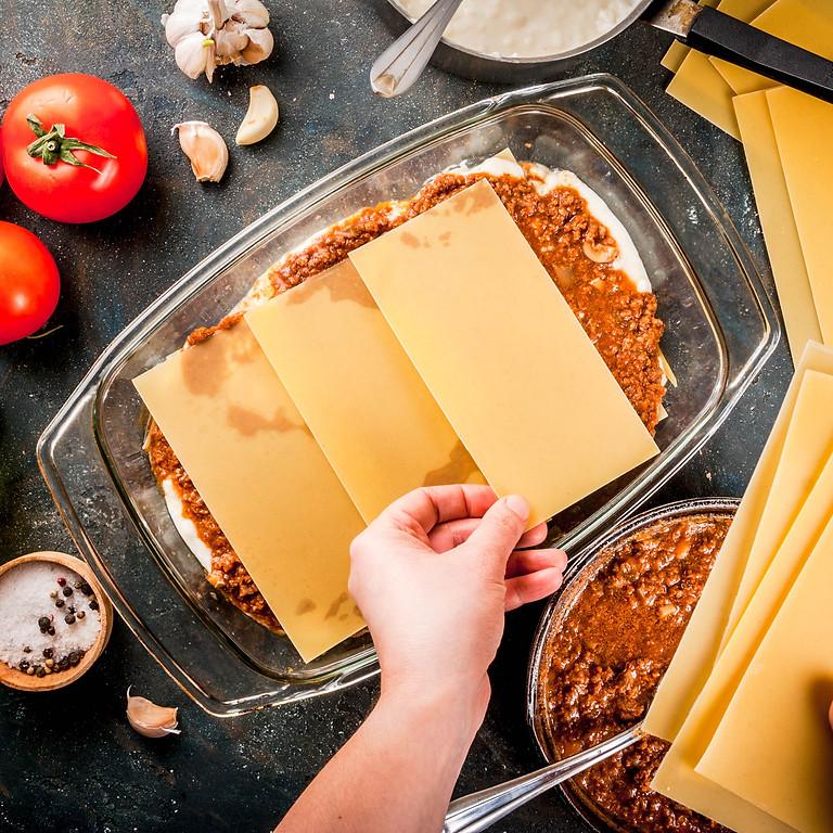 Cooking class: Lasagna 1.01 in Tifton